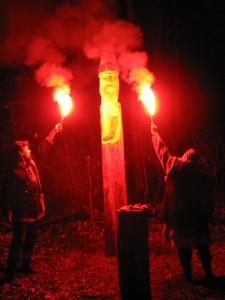 Ночное славление Велеса. Подольск 2004